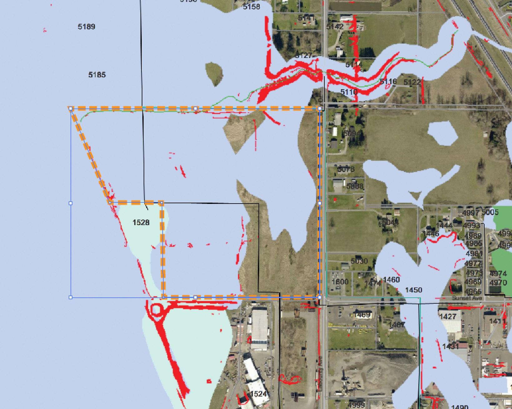 Floodways, Floodplains and Wetlands