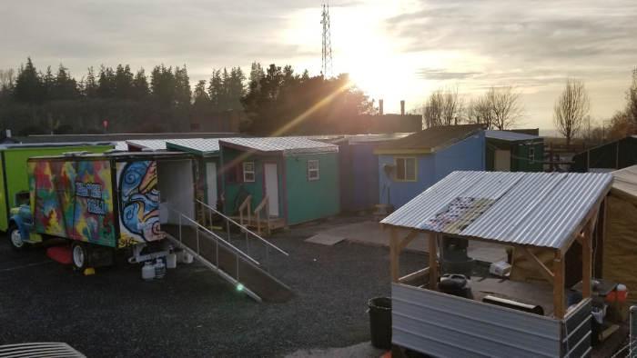 Unity Village in Fairhaven